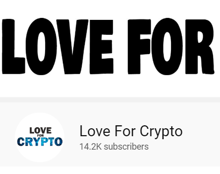 love for crypto