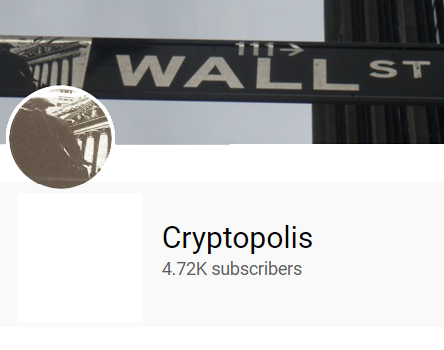 cryptopolis youtube